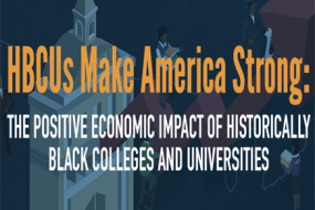 The economic impact of HBCUs - $14.8 billion annually