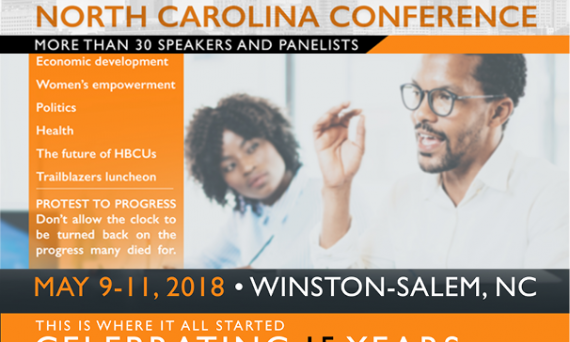 2018 State of Black North Carolina Conference